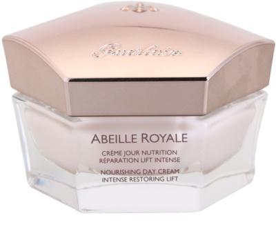 Guerlain Abeille Royale crema de zi cu efect de refacere pentru a restabili fermitatea pielii