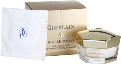 Guerlain Abeille Royale creme de olhos com efeito lifting 2
