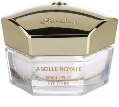 Guerlain Abeille Royale crema cu efect lifting pentru ochi