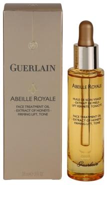 Guerlain Abeille Royale aceite nutritivo para el rostro 2