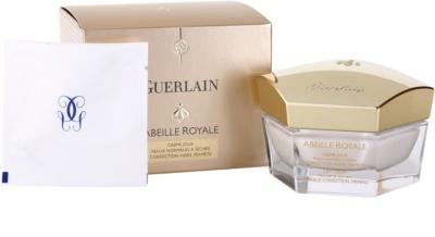 Guerlain Abeille Royale Feuchtigkeitsspendende Tagescreme für normale und trockene Haut 2