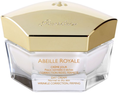 Guerlain Abeille Royale Feuchtigkeitsspendende Tagescreme für normale und trockene Haut