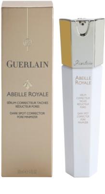 Guerlain Abeille Royale Ser pentru a reduce porii dilatati si punctele negre 1