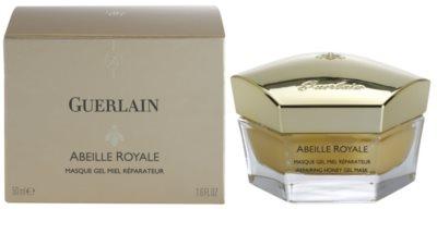 Guerlain Abeille Royale відновлююча гелева маска з медом 2