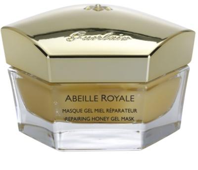 Guerlain Abeille Royale відновлююча гелева маска з медом