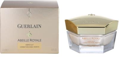 Guerlain Abeille Royale creme de noite antirrugas 3