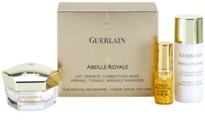 Guerlain Abeille Royale lote cosmético III.