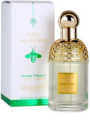 Guerlain Aqua Allegoria Herba Fresca toaletní voda unisex 1