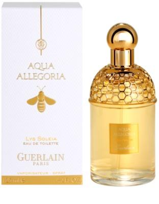 Guerlain Aqua Allegoria Lys Soleia woda toaletowa dla kobiet