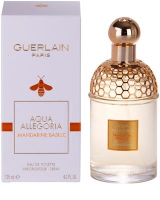 Guerlain Aqua Allegoria Mandarine Basilic тоалетна вода за жени