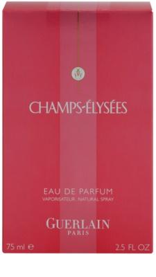 Guerlain Champs-Élysées Eau de Parfum für Damen 1