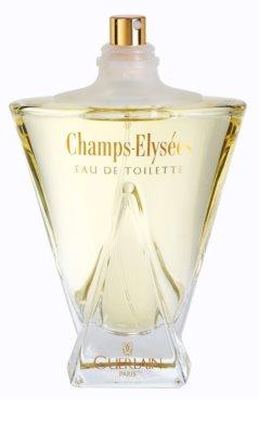Guerlain Champs-Élysées eau de toilette teszter nőknek