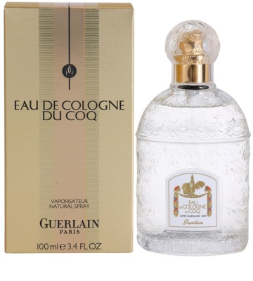 Guerlain Eau De Cologne Du Coq kolínská voda pro muže