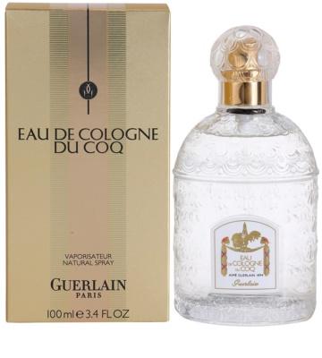 Guerlain Eau De Cologne Du Coq kölnivíz férfiaknak
