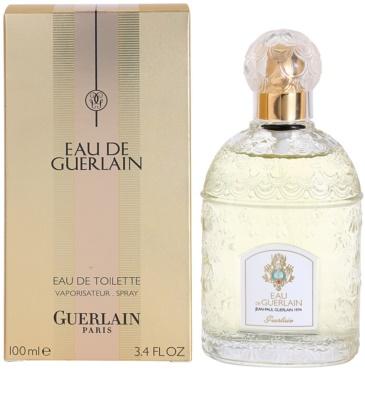 Guerlain Eau De Guerlain toaletna voda uniseks
