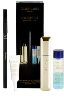 Guerlain Essential Yeux Kosmetik-Set  I. 1