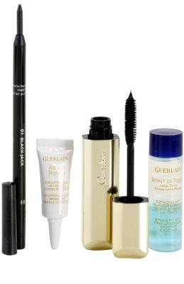 Guerlain Essential Yeux Kosmetik-Set  I. 2