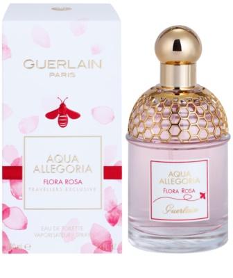 Guerlain Aqua Allegoria Flora Rosa Eau de Toilette für Damen