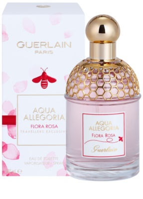 Guerlain Aqua Allegoria Flora Rosa Eau de Toilette para mulheres 1