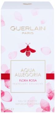 Guerlain Aqua Allegoria Flora Rosa Eau de Toilette para mulheres 4