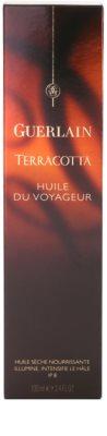 Guerlain Terracotta Huile du Voyageur ulei hranitor uscat pentru piele bronzata SPF 8 3