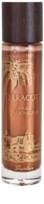 Guerlain Terracotta Huile du Voyageur suchy olejek odżywczy wspomagający opalanie SPF 8