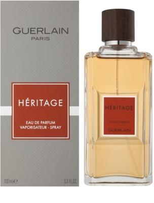Guerlain Héritage Eau de Parfum für Herren