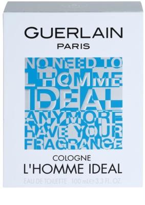 Guerlain L'Homme Ideal Cologne woda toaletowa dla mężczyzn 4