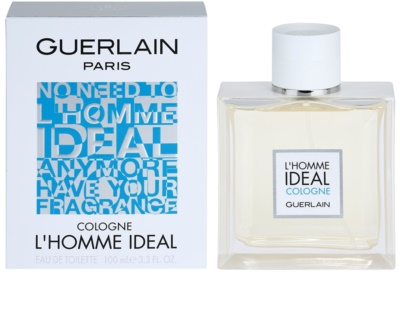 Guerlain L'Homme Ideal Cologne woda toaletowa dla mężczyzn