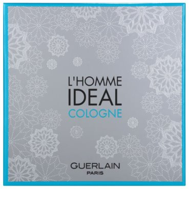 Guerlain L'Homme Ideal Cologne lotes de regalo 2