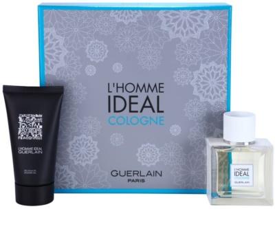 Guerlain L'Homme Ideal Cologne coffrets presente