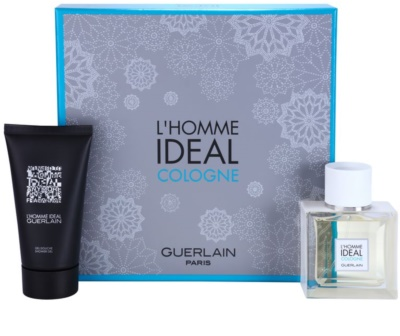 Guerlain L'Homme Ideal Cologne zestawy upominkowe