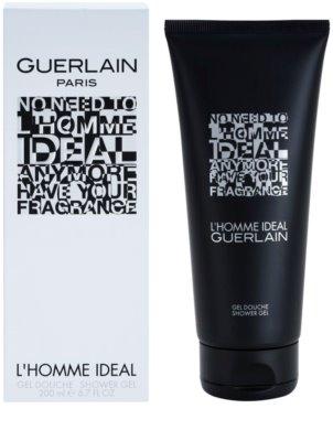 Guerlain L'Homme Ideal gel de duche para homens