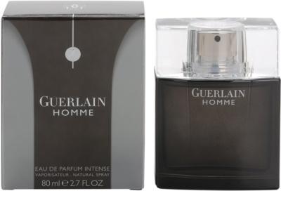 Guerlain Homme Intense parfémovaná voda pro muže