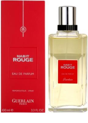 Guerlain Habit Rouge eau de parfum férfiaknak
