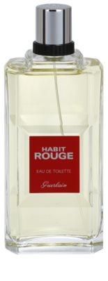 Guerlain Habit Rouge eau de toilette para hombre 2
