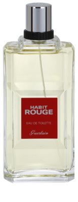 Guerlain Habit Rouge Eau de Toilette für Herren 2