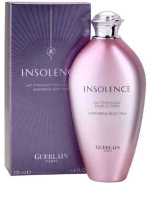 Guerlain Insolence leite corporal para mulheres 1
