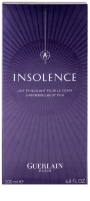 Guerlain Insolence leite corporal para mulheres 3