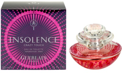 Guerlain Insolence Crazy Touch тоалетна вода за жени
