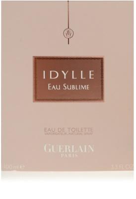 Guerlain Idylle Eau Sublime toaletní voda pro ženy 4