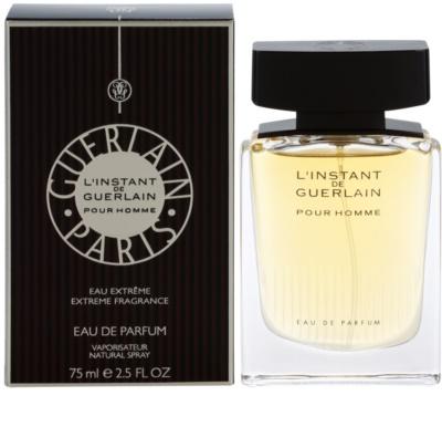 Guerlain L'Instant de Guerlain Pour Homme Eau Extreme parfémovaná voda pre mužov