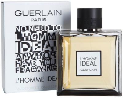Guerlain L'Homme Ideal toaletní voda pro muže 1