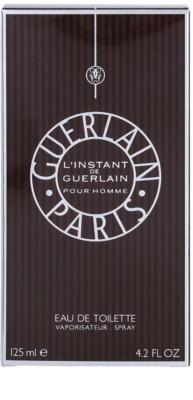 Guerlain L'Instant pour Homme Eau de Toilette para homens 5