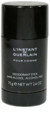 Guerlain L'Instant pour Homme stift dezodor férfiaknak