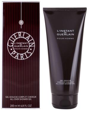 Guerlain L'Instant гель для душу для чоловіків