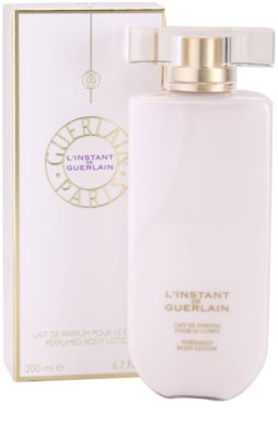 Guerlain L'Instant leite corporal para mulheres 1