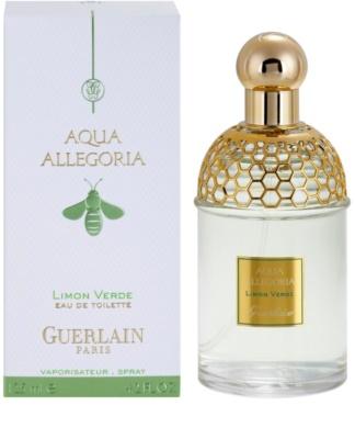 Guerlain Aqua Allegoria Limon Verde туалетна вода унісекс