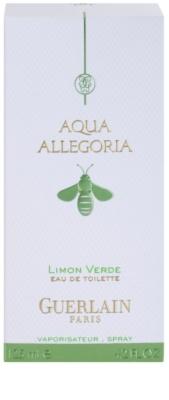 Guerlain Aqua Allegoria Limon Verde Eau de Toilette unissexo 4