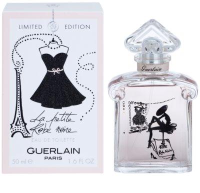 Guerlain La Petite Robe Noire Limited Edition 2014 eau de toilette nőknek